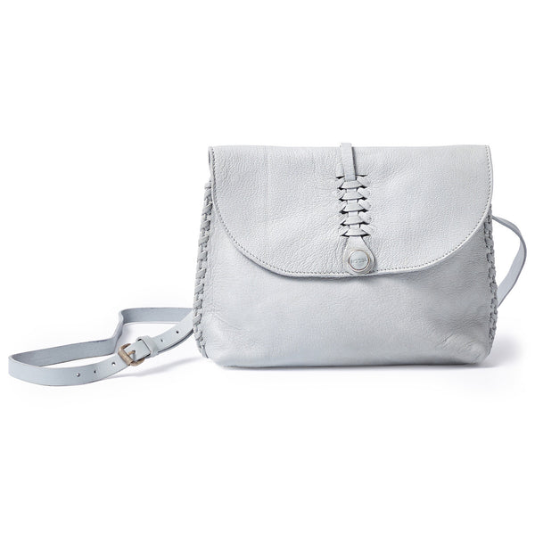 NOOSA Wabi Sabi Braided Small Cross Body Bag