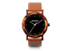 Mr Boho Acetate Black Walnut Watch
