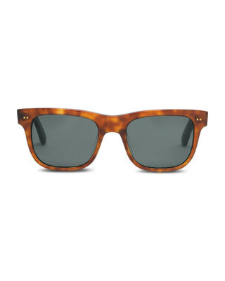 TOMS James Honey Tortoise Sunglasses