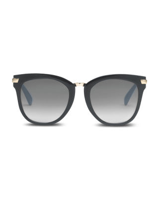 TOMS Adeline Black Sunglasses