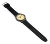 Mr Boho Retro Carbon Cream Watch