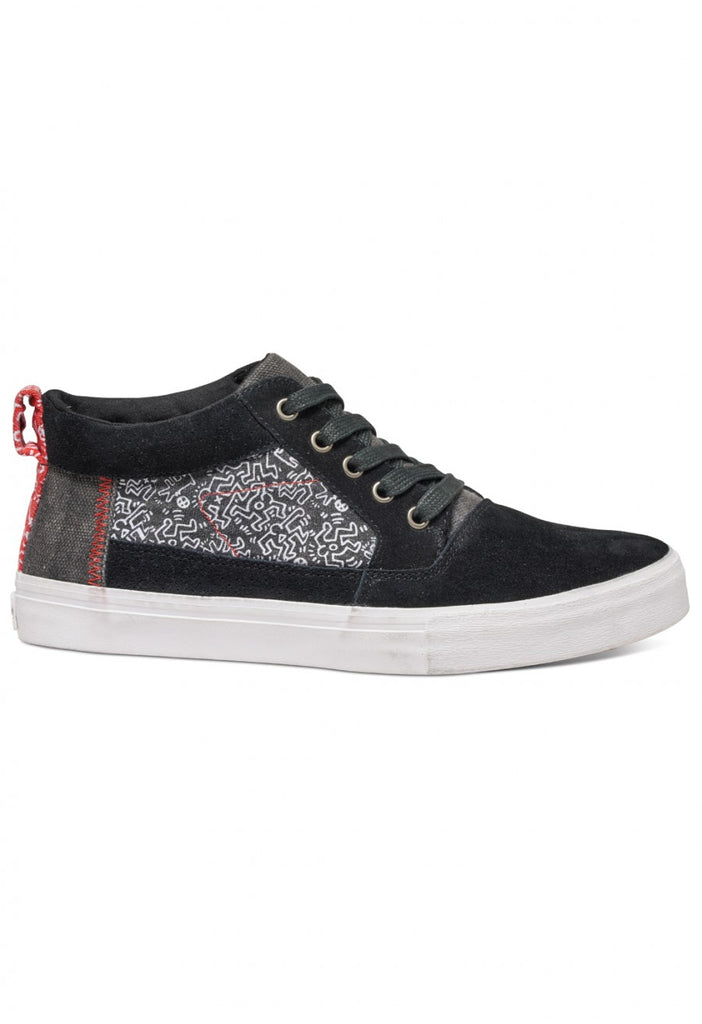 Toms Keith Haring Chalkboard Mens Vald Sneaker