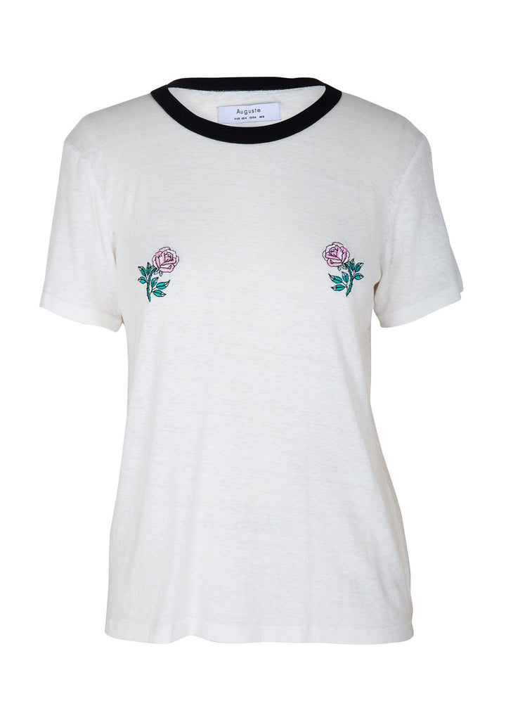 Auguste Desert Super Bloom Natural Tee