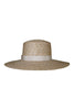 AOS Vicenza Bisque Straw Boater