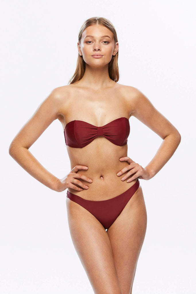 Baaby Alexis Brief Bordeaux