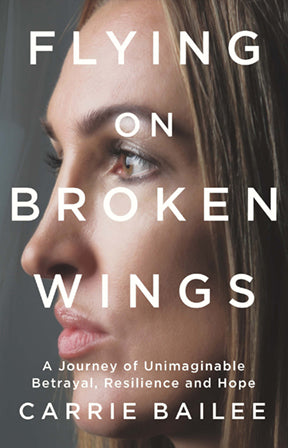 Flying on Broken Wings Book