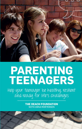 Parenting Teenagers Book