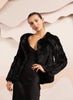 Bubish Coletta Fur Jacket Black