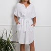 ZK Encore Dress White
