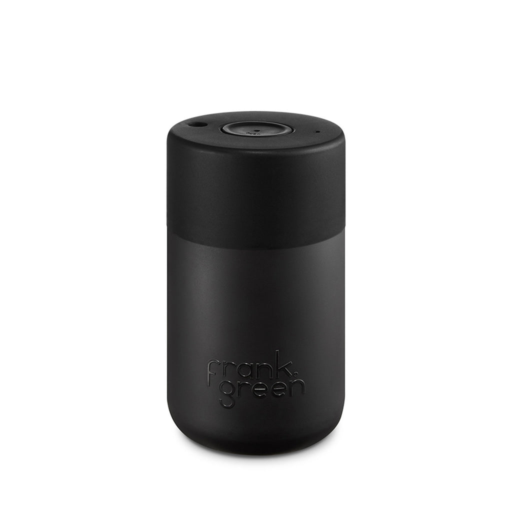 Frank Green Original Reusable Cup 12oz Black