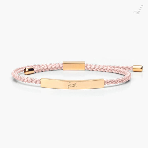 tmc - Reminder Braid - Faith Rose Gold - Dusty Pink