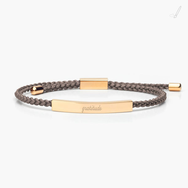tmc - Reminder Braid - Gratitude Rose Gold - Warm Grey