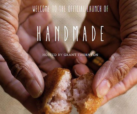 Hand made Cook Book
