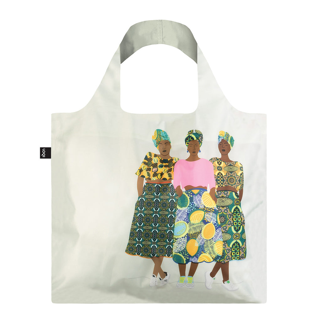 LOQI Shopping Bag Grlz Band