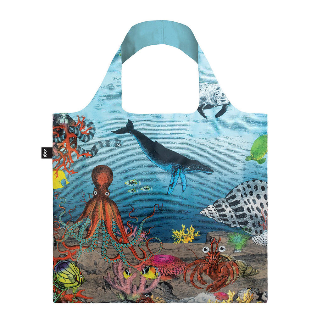 LOQI Reusable Shopping Bag Great Barrier Reef