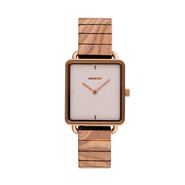 Leia Flex WeWood Watch