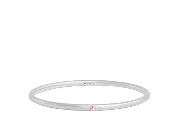 Article22-Bolt Skinny Bangle