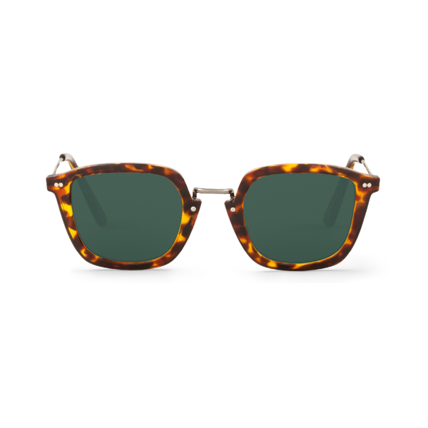 Mr Boho Galata Cheetah Tortoise Sunglasses