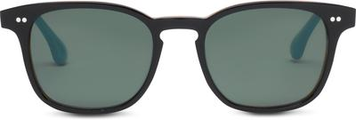 Toms Noah Black Honey Sunglasses