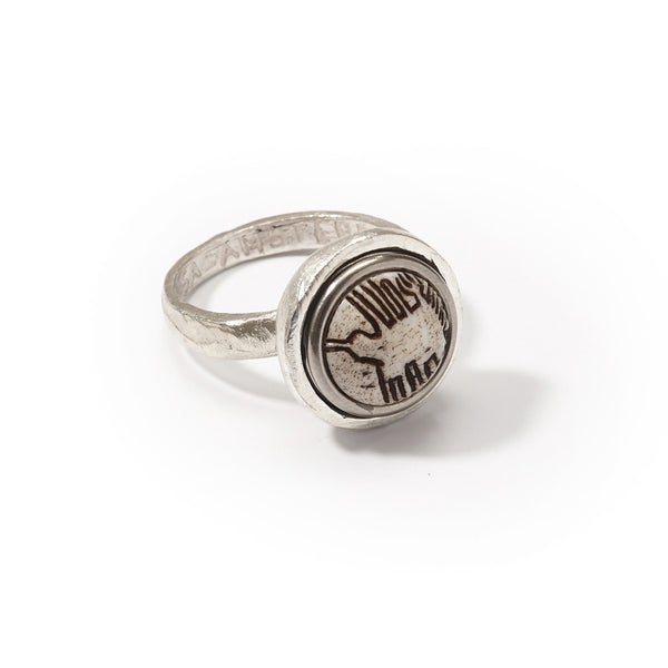Noosa Amsterdam Petite Silver Ring