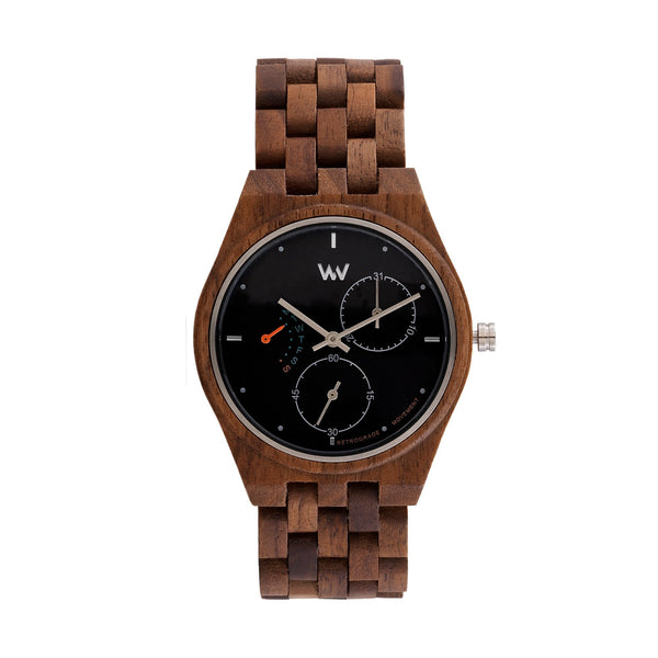 Rider WeWood Watch
