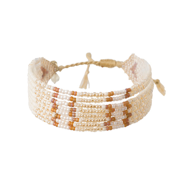 A Beautiful Story Sparkle Citrine Bracelet