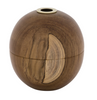 Only Orb Brass & Teak Diffuser Set Natural Finish
