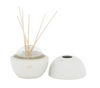 Only Orb Ceramic Diffuser Set White