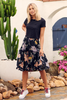 Jaase Freedom Peppa Midi Skirt