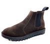 Ripple Sole Mens Brown Suede Ducatti Boots