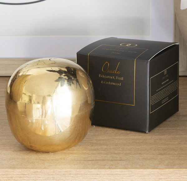 Only Orb Brass Orb Oracle II