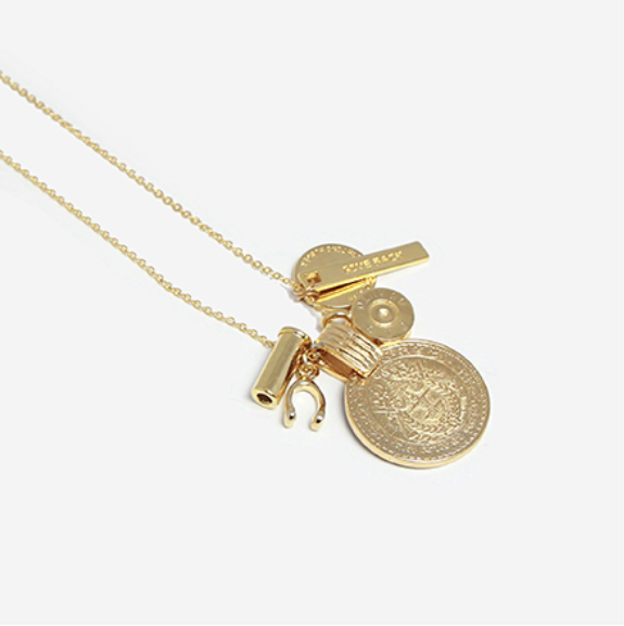 Half United The Lulu Charm Necklace