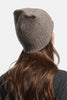 Dinadi YAK Fine Knit Hat Oat Brown
