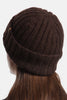 Dinadi YAK Fitted Rib Hat Dark Brown