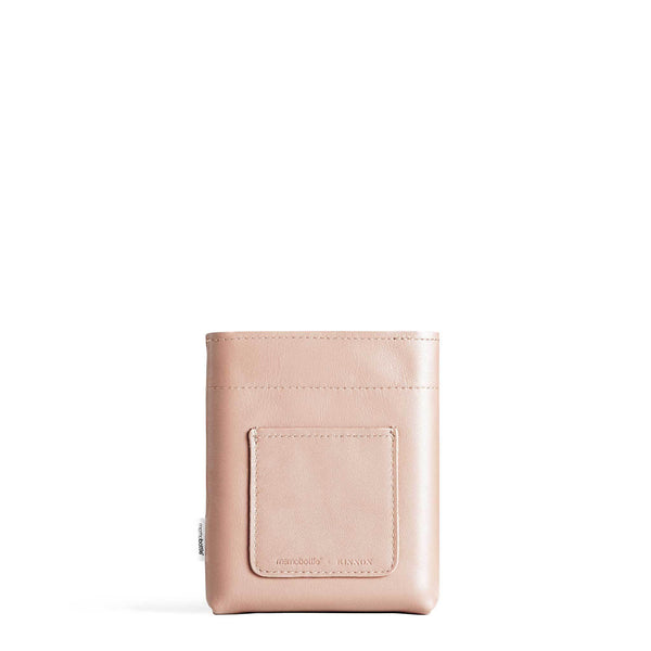 Leather Nude Sleeve for Memobottle A6