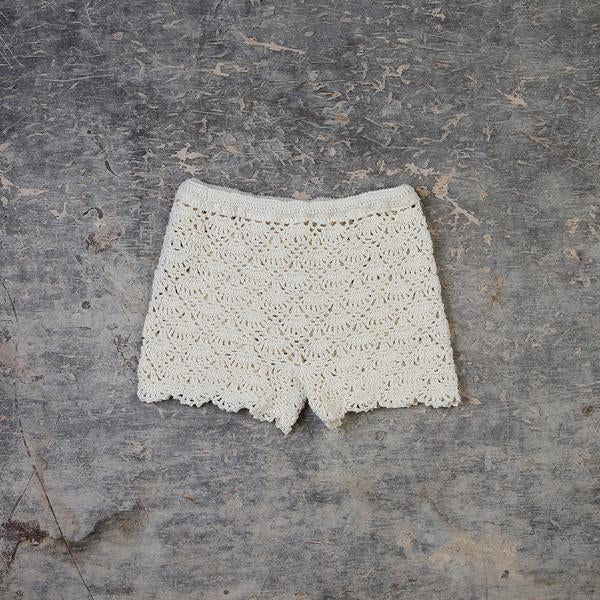 Nacido Agadoo Crochet Shorties