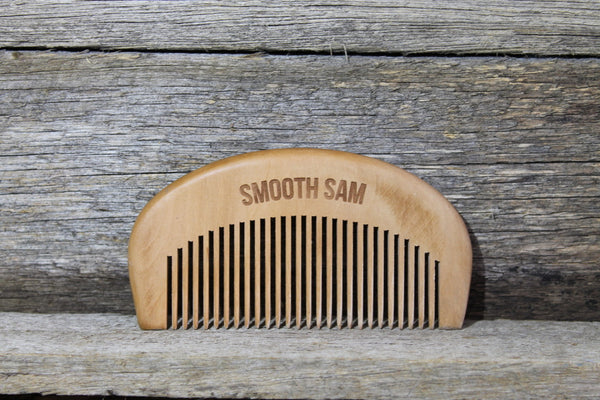 Smooth Sam Beard Comb