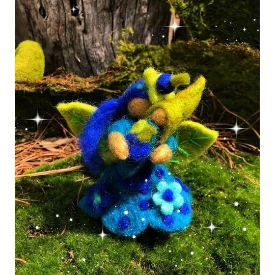 Himalayan Journey Blueberry Faery Mother Small