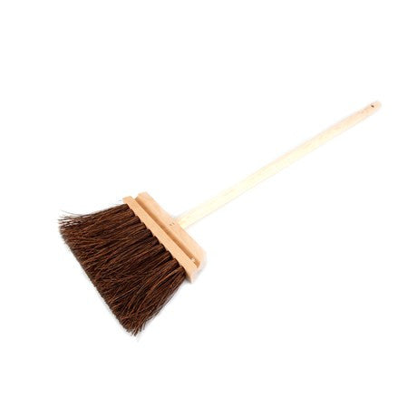 Broom with Long Handle