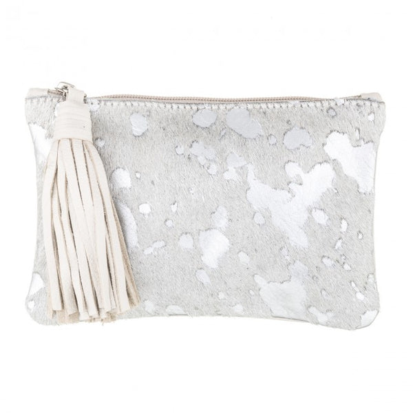 Mooi - Chloe Mini Leather Clutch