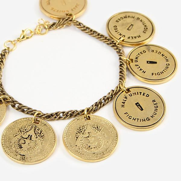 Half United Cora Charm Ltd Edition Bracelet