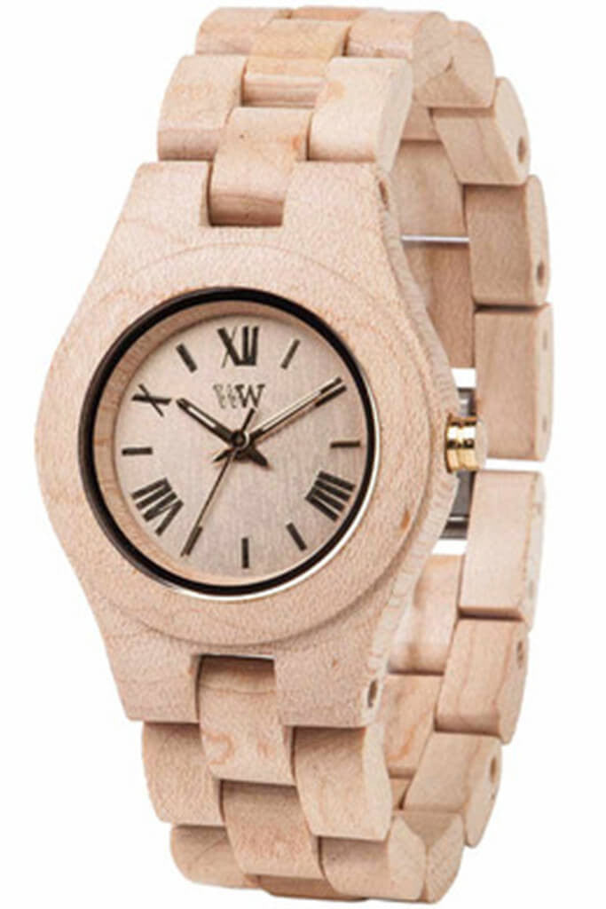Criss WeWood Watch