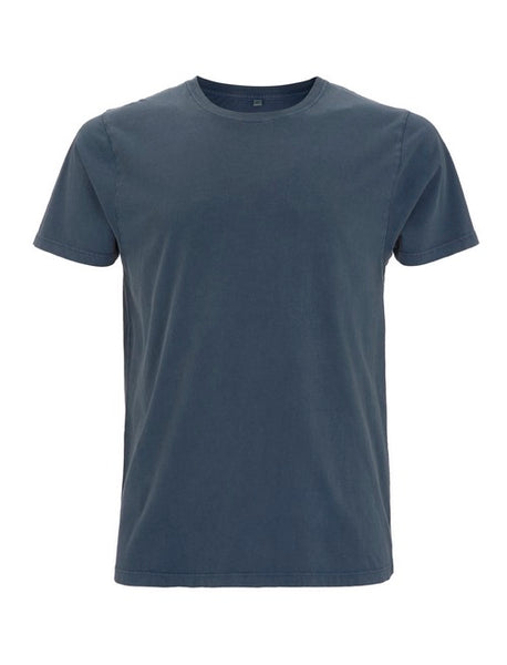 Fr33 Earth Mens Organic Stone Denim T-Shirt