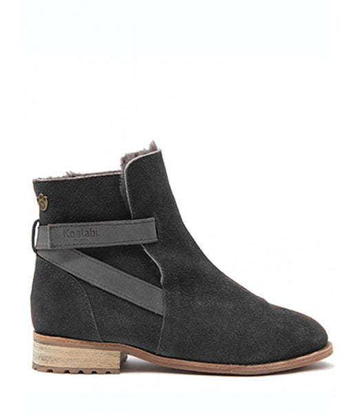 Koalabi Black Gabby Boot