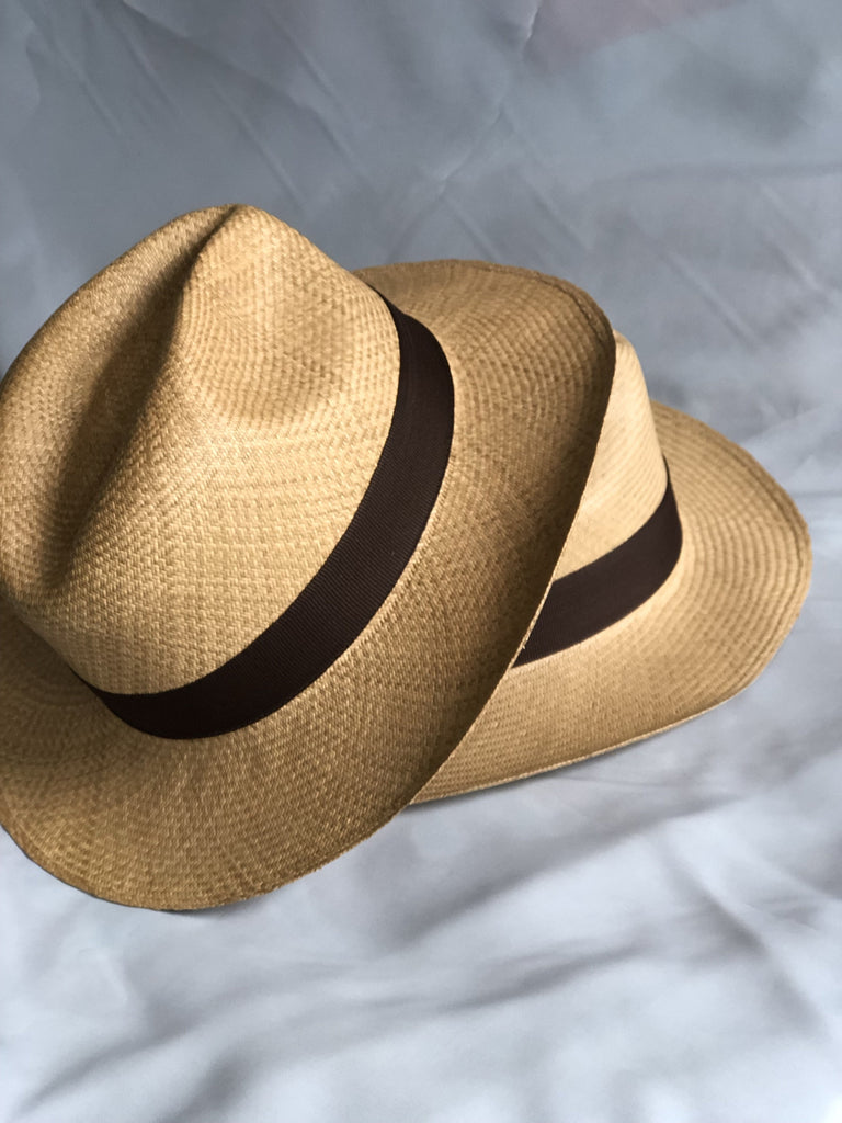 Casa Bonita Super Fino Panama Hat Honey
