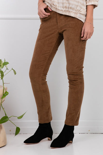 Zoe Kratzmann Lead Pants Find Corduroy Ginger