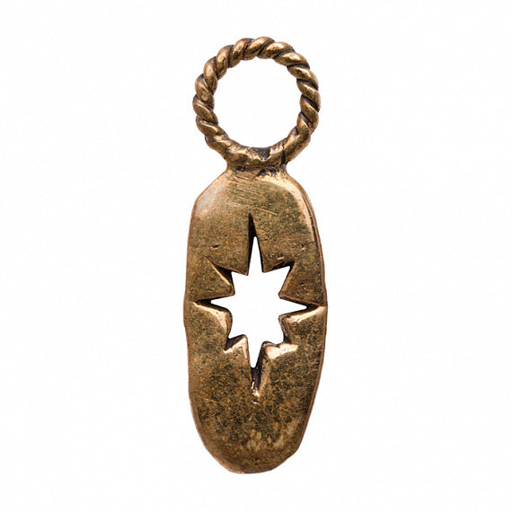 NOOSA Amsterdam Relics Morning Star Charm