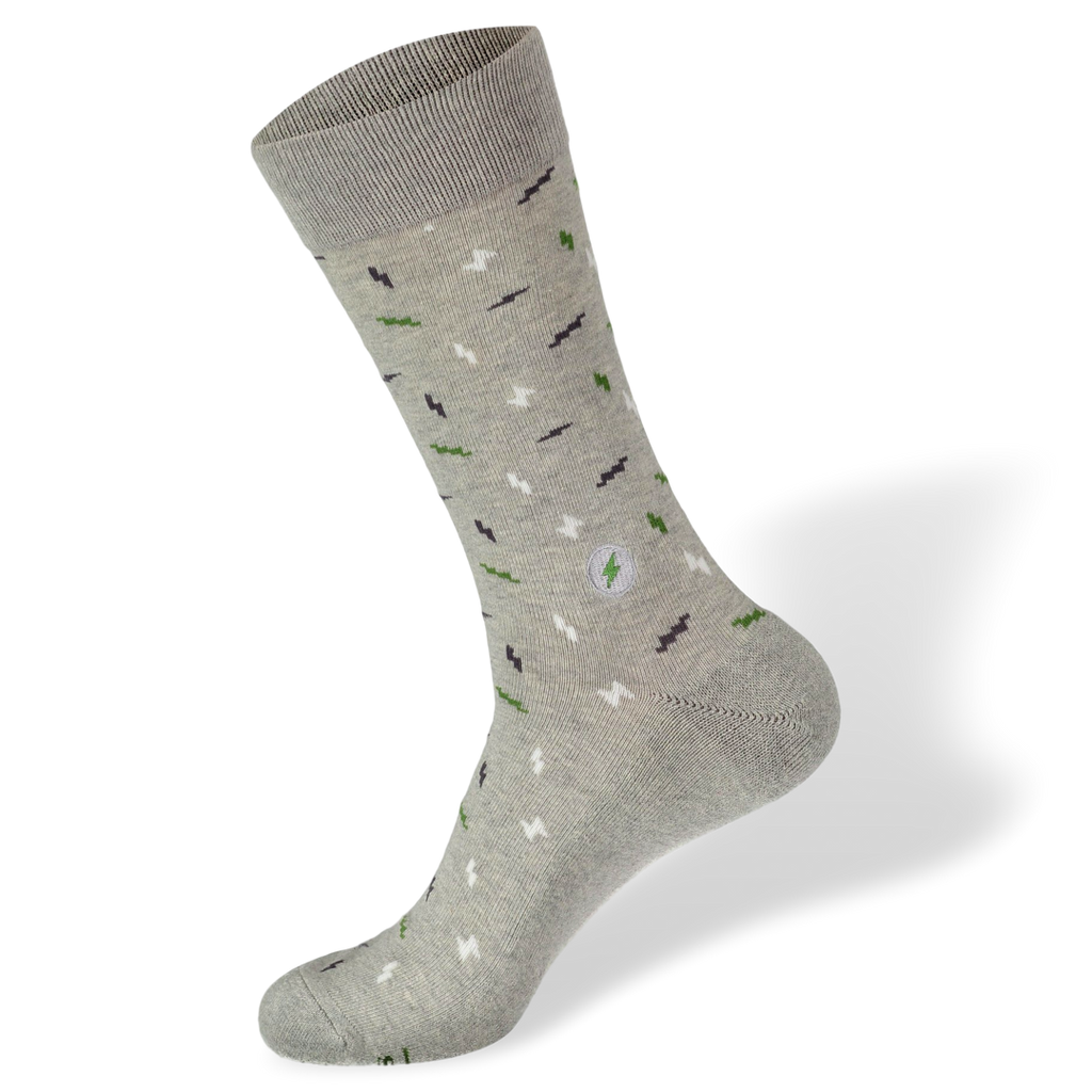 Conscious Step Socks For Disaster Relief - Grey