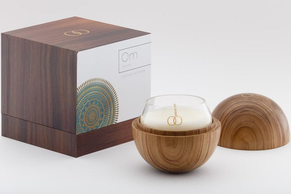 Only Orb Teak Orb and Om