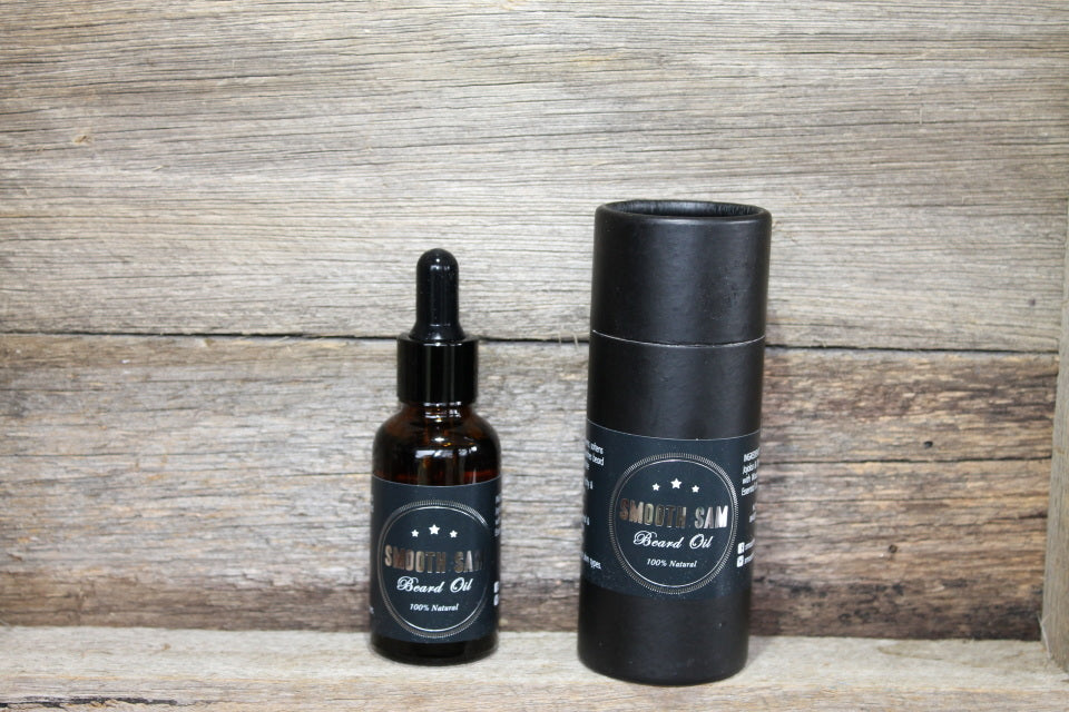Smooth Sam Original Beard Oil 30ml